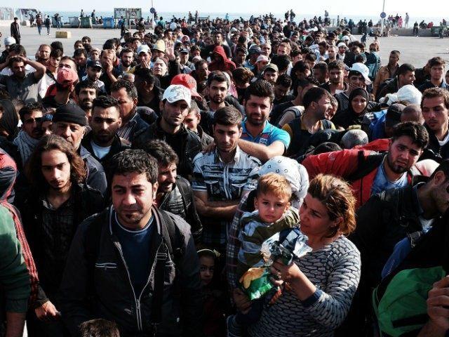 one million syrians