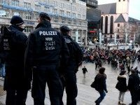 Cologne Police Have Now Received over 1,000 Complaints after New Year's Eve Sex Assaults