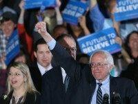 Bernie Sanders Claims 'Yuge' Victory After Winning New Hampshire Primary