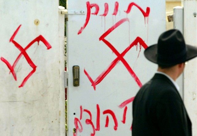 Nazi Jewish hatred