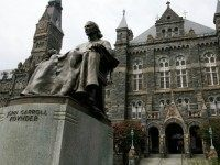 Georgetown Advisor Resigns After Wishing #MeToo Assault Upon Allie Stuckey