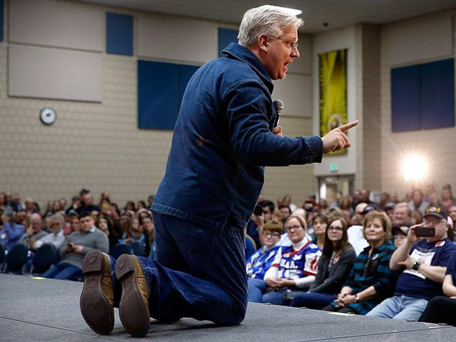 Glenn Beck: Ted Cruz 'Anointed for this Time,' Walks Back ...