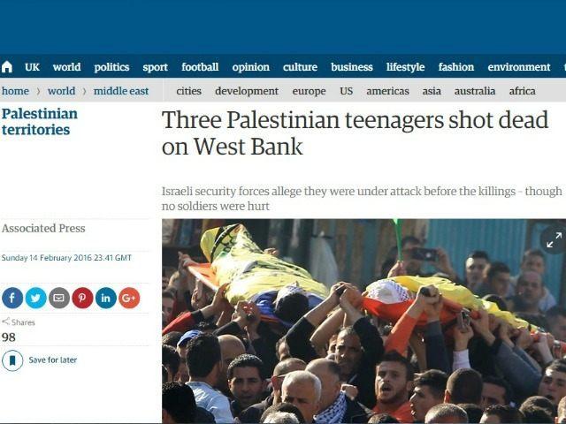 Guardian Israel