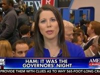 Mary Katharine Ham: GOP Debate Was 'The Governors' Night,' Christie 'Landed a Punch' on Rubio