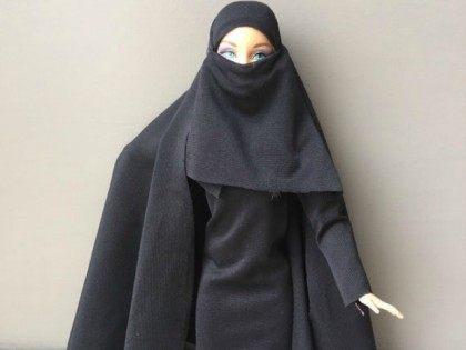Hijab Barbie etsy