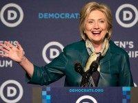 Hillary DNC AP