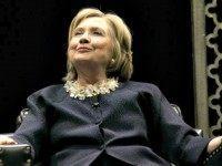 Hillary Entitled Brandon MarshallAP