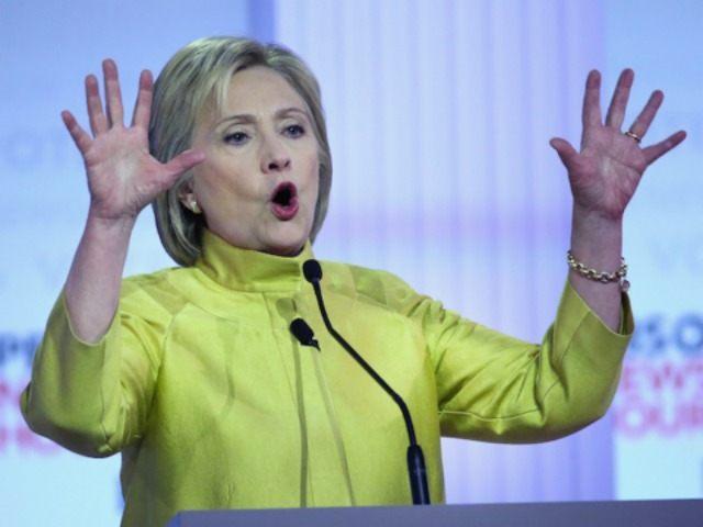 Hillary Wisconsin Debate