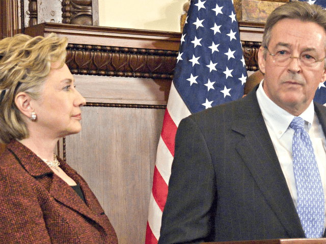 Hillary clinton-joe-wilson NBC News