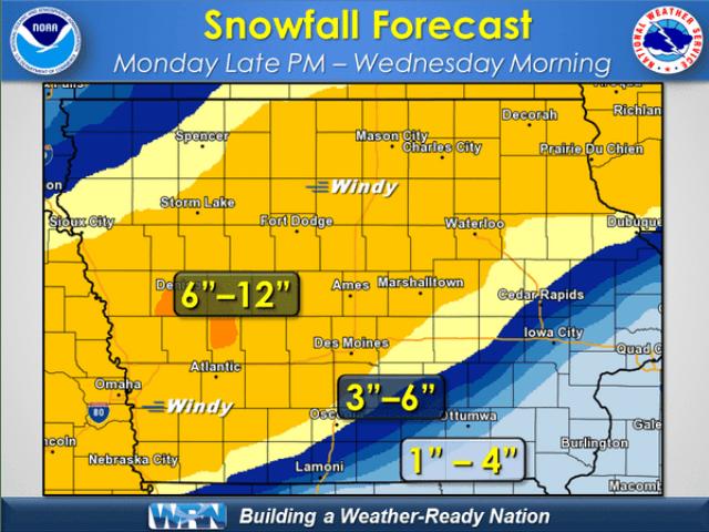 Iowa Weather NWS