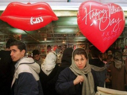 'Decadent Western Culture': Iran Cracks Down on Valentine's Day
