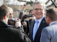 Jeb Bush Visits Biotech Co. AP PhotoJim Cole
