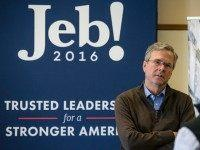 Gallup: Jeb Bush Only Republican Candidate With Net Unfavorable Rating