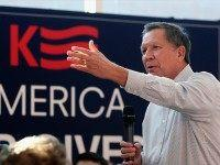Kasich: Take Education and Medicaid Out of Washington, Don't Hire New Federal Employees