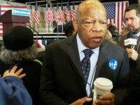 John Lewis Slams Bernie's Civil Rights Activism: 'I Never Saw Him'