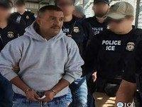 Illegal Alien Wanted for Murder Re-Deported to Mexico from Texas