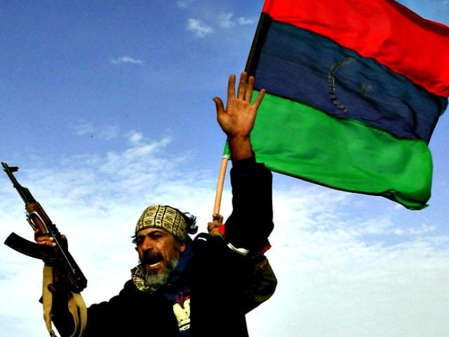 Libya Nationalism AP