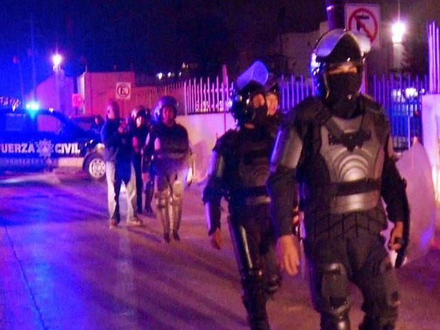 Los Zetas Prison Riot