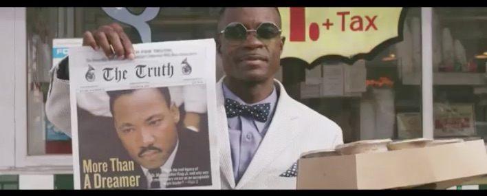MLK News Paper