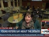 NH Voter to MSNBC: Hillary's 'Feminism Does Not Represent My Feminism'