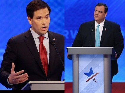 Rich Lowry: Chris Christie Steamrolled Marco Rubio