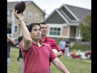Marco Rubio Football Congressional Quarterly