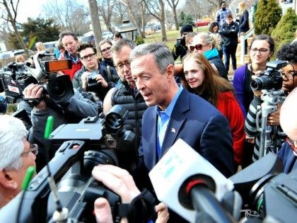 Martin O'Malley to suspend Steve Pope Getty