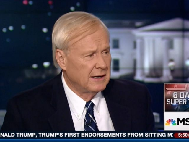 Image result for Chris Matthews Confused Why 'Regular' Republicans Support Trump's Tax Cuts: 'Why Did They Vote This Way?'