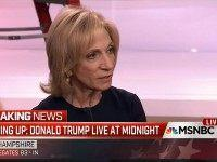 Andrea Mitchell: Bill Clinton 'Freaking Out the Most' Couldn't Hide Recognition That 'This Is Happening Again, She's Going To Lose'