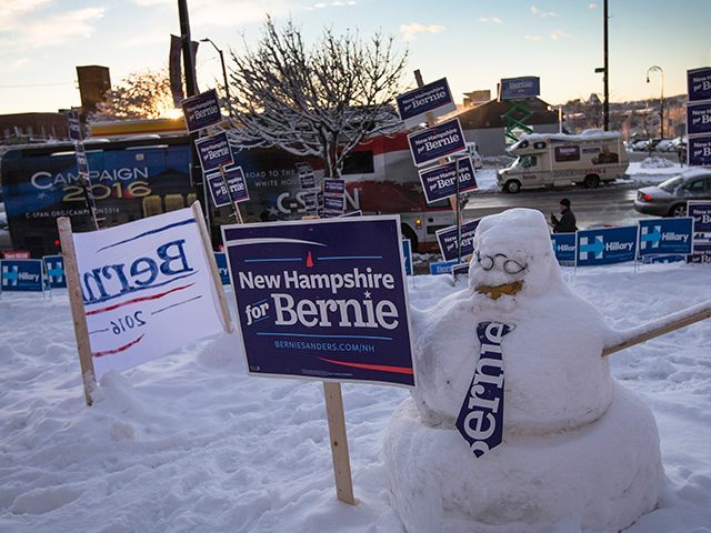 Politico: New Hampshire Set for Record Primary Turnout