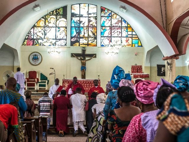 Image result for pictures of Nigerian christian congregations