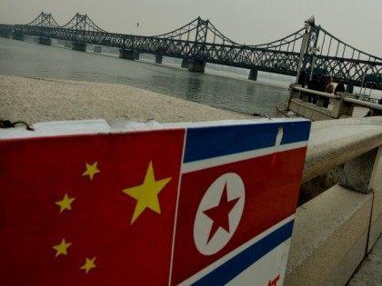 China / North Korea border