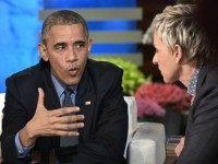 Obama Snaps Selfies With Ellen, But Refuses Ordinary People