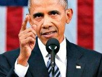 Obama finger point Evan Vucci AP