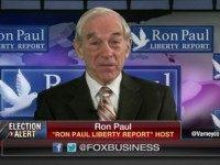 Ron Paul: Ted Cruz 'No Libertarian … Owned by Goldman Sachs'