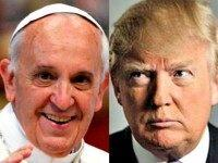 Pope Francis Warns Against Judging Trump Too Hastily