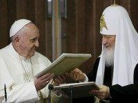 Pope-Francis-and-Russian-Orthodox-Patriarch-Kirill-ap