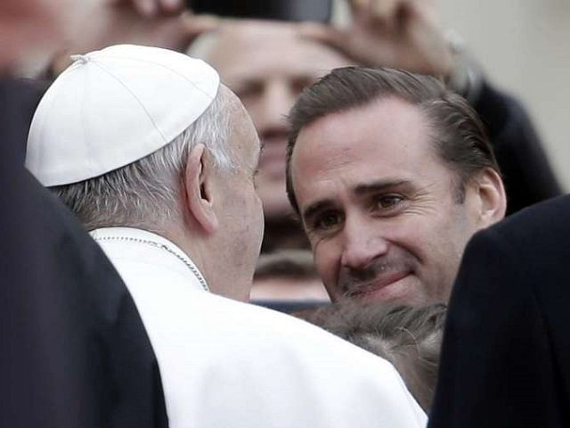 Pope and Fiennes