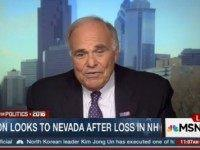 Fmr DNC Chair Rendell: Hillary to Win Superdelegates, Bernie Has to Win 'Significant Majority' of Elected Delegates to Get Dem Nod