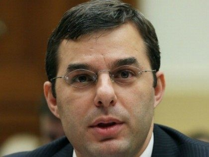 Rep. Justin Amash (R-MI) on May, 25, 2011 in Washington, DC.