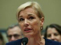 Cecile Richards, president of Planned Parenthood Federation of America Inc. testifies during a House Oversight and Government Reform Committee hearing on Capitol Hill, September 29, 2015 in Washington, DC.