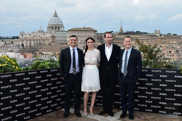 Risen+Photocall+In+Rome