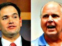 Rush Limbaugh Defends Marco Rubio: He's Right About Obama