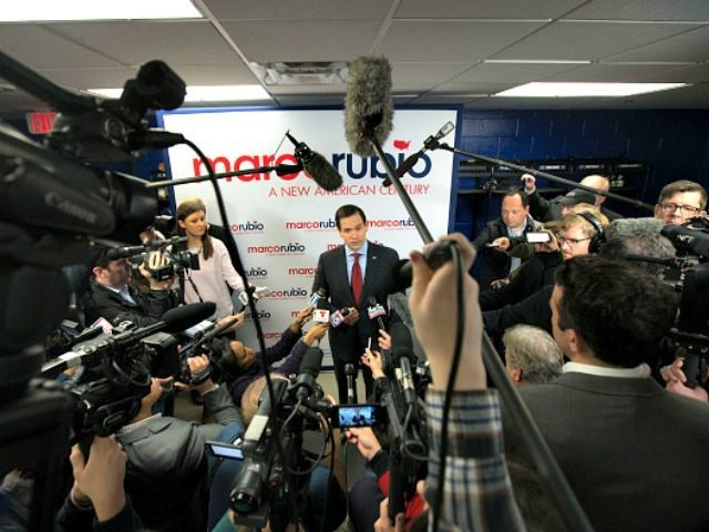 Rubio in georgia Branden Camp Getty