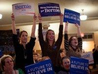 Bernie Sanders Supporters Claim Iowa Delegates Were Switched to Hillary Clinton