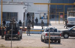 Coahuila State Prison in Piedras Negras