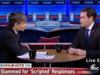 Marcobot Delivers Preprogrammed Immigration Speech To Stephanopoulos