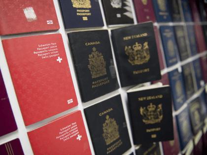 Fake Passports
