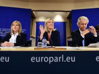 Le Pen Geert Wilders