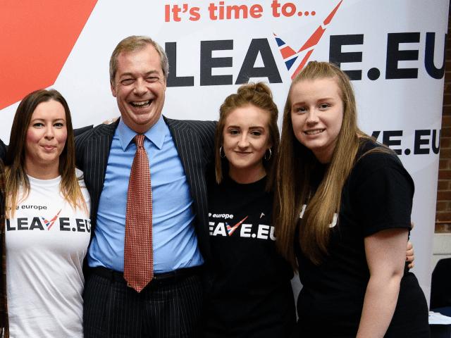 Nigel Farage Leave.uk UKIP Brexit
